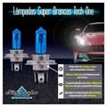 Kit Jogo 04 Lampadas Super Branca H1  H4 -H7  Hb4