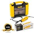 Kit Micro Retífica Com 452 Acessórios Arv453 Vonder 110v