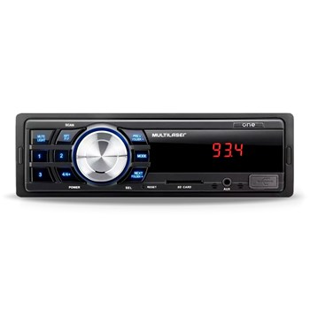 Kit Radio Mp3 E 04 Falantes + Mini Geladeira Tv010
