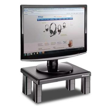 Kit Suporte Multilaser Base Para Monitor De Mesa Quadrado