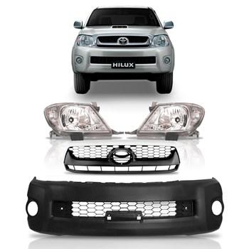 Kit Transformação Hilux 2005 2006 2007 2008  Para 2009 2010 Completo