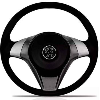 Kit Volante Actrative Cubo Peugeot + Tapete Pvc com Carpete