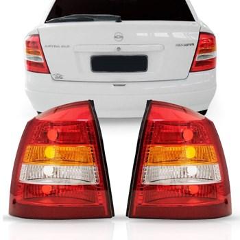 Lanterna Astra 1998 A 2002 Sedan Tricolor