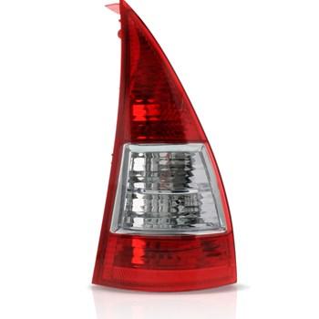 Lanterna C3 Citroen Traseira 2007 2008 2009 Bicolor