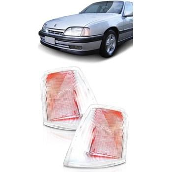 Lanterna Dianteira Ômega 1992 1993 1994 1995 1996 1997 1998 Cristal