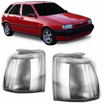 Lanterna Dianteira Pisca Fiat Tipo 1993 Á 1996