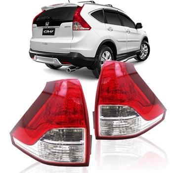 Lanterna Honda CRV 2012 Á 2015 Inferior
