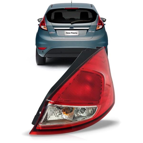 Lanterna New Fiesta Hatch Original 2012 A 2017