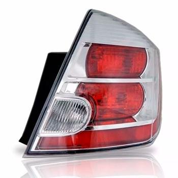 Lanterna Nissan Sentra 2007 2008 2009 2010 Bicolor