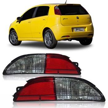 Lanterna Parachoque Punto 2008 a 2012 Fiat Toro 2016 a 2018