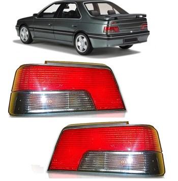 Lanterna Peugeot 405 1994 A 1998 Traseira