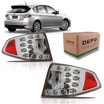 Lanterna Subaru Impreza Hatch 2008 A 2012