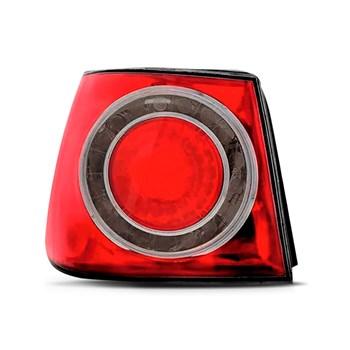 Lanterna Traseira Canto Golf 2007 2008 2009 2010 Vermelha