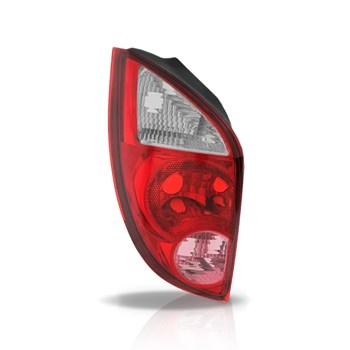 Lanterna Traseira Celta 2007 2008 2009 2010 2011 Cristal
