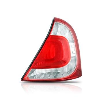 Lanterna Traseira Clio 2013 2014 A 2017 Hatch Bicolor