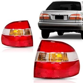 Lanterna Traseira Corolla 1998 1999 2000 2001 2002 Canto