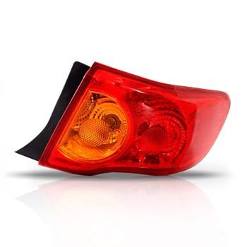 Lanterna  Traseira Corolla 2008 2009 2010 2011 Xei / Gli