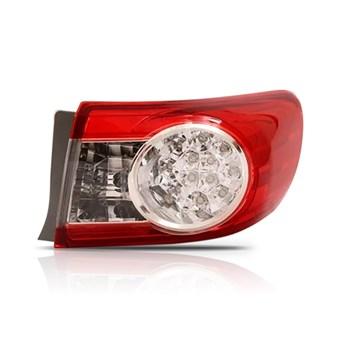 Lanterna Traseira Corolla 2012 A 2014 Canto Com Led