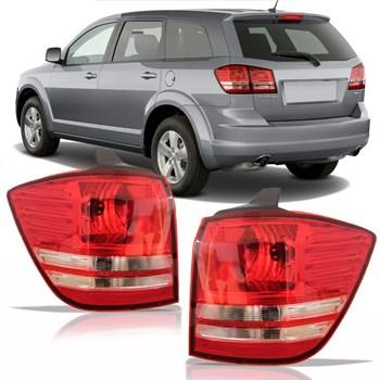 Lanterna Traseira Dodge Journey Canto 2010 2011 2012 2013 2014 2015