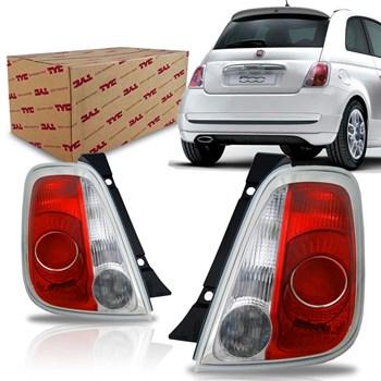 Lanterna Traseira Fiat 500 2007 2008 2009 2010 2011 2012