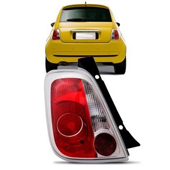 Lanterna Traseira Fiat 500 2008 2009 2010 2011 2012