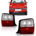 Lanterna Traseira Fiat Uno Fire 2004 2005 2006 2007 2008 2009 2010 2011 2012 Bicolor