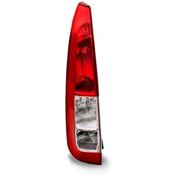 Lanterna Traseira Fiesta Hatch 2008 a 2009 Bicolor