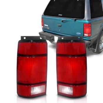 Lanterna Traseira Ford Explorer 1991 1992 1993 1994