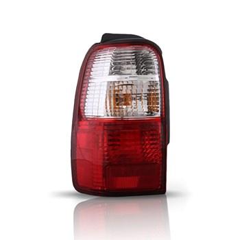Lanterna Traseira Hilux Sw4 2002 A 2005 Bicolor