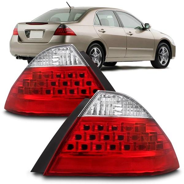 Lanterna Traseira Honda Accord 2005 2006 2007