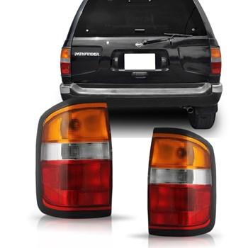 Lanterna Traseira Pathfinder 1996 Á 1999 Tricolor