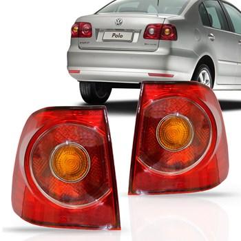 Lanterna Traseira Polo Sedan 2007 2008 2009 2010 2011 2012