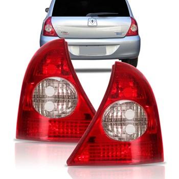 Lanterna Traseira Renault Clio Hatch 2003 2004 2005 2006 2007 2008