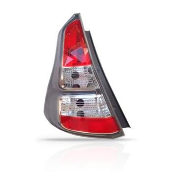 Lanterna Traseira Renault Sandero 2012 2013 2014 Borda Cinza