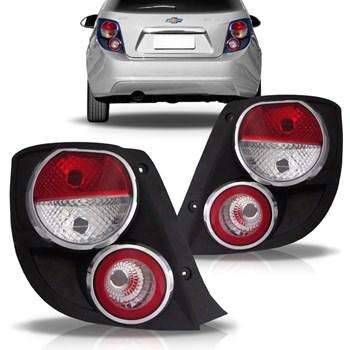 Lanterna Traseira Sonic Hatch 2012 2013 2014 2015
