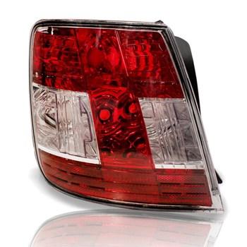 Lanterna Traseira Stilo 2008 2009 2010 2011 2012 Bicolor