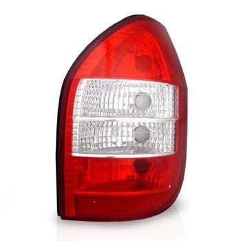 Lanterna Traseira Zafira 1999 A 2011 Bicolor