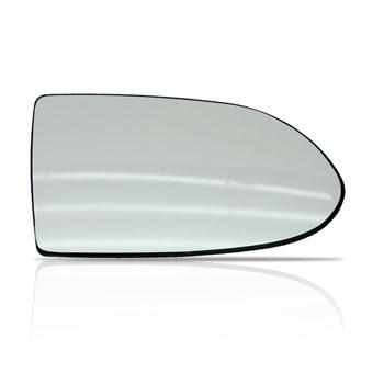 Lente Espelho Retrovisor Zafira Com Base