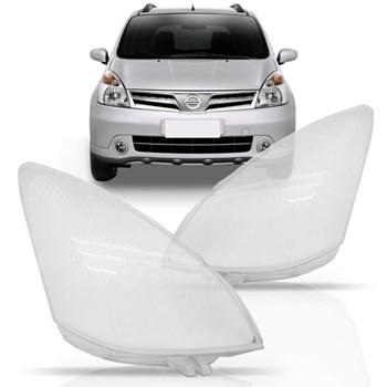 Lente Farol Nissan Livina 2009 2010 2011 2012
