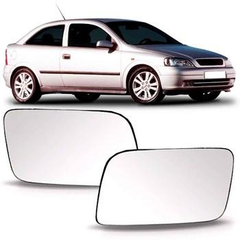 Lente Retrovisor Com Base Astra 1999 2000 2001 2002 2003 2004