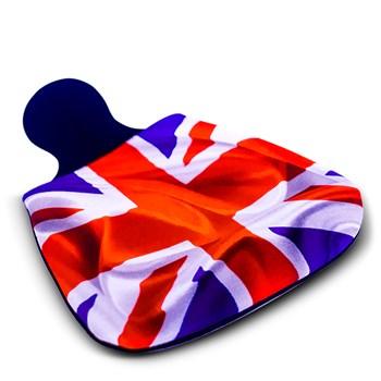 Lixeira Automotiva em Neoprane Bandeira da Inglaterra