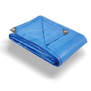 Lona De Cobrir Carga De Polietileno Azul 3x2 Metros Vonder