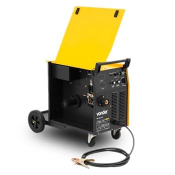 Maquina Para Solda Mig / Mag Trifásica Mm255 - Vonder