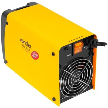 Máquina Solda Inversora Tig Mono  Riv135 Vonder