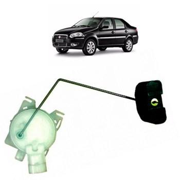 Medidor Nível Combustível Idea 2006/11 Palio/siena 2004/10