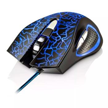 Mouse Gamer Multilases Lightning 6 Botões Usb - MO250