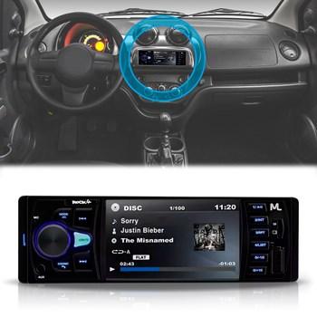 Mp5 Player Multilaser Rock 4 Pol 1 Din Usb Sd Bluetooth Preto