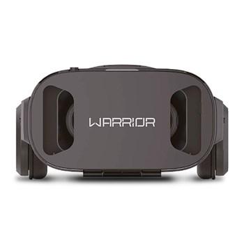 Óculos 3d Realidade Virtual Headphone Warrior Js086 Oferta!