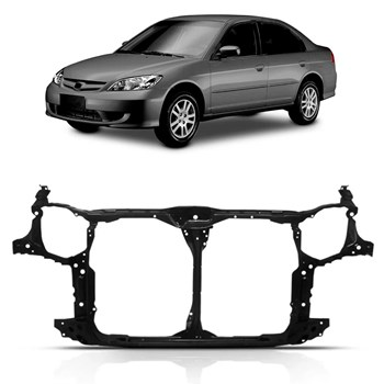 PAINEL FRONTAL HONDA CIVIC 2004 2005 2006