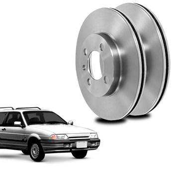 Par Disco De Freio Ford Royale 1994 A 1996 Dianteiro